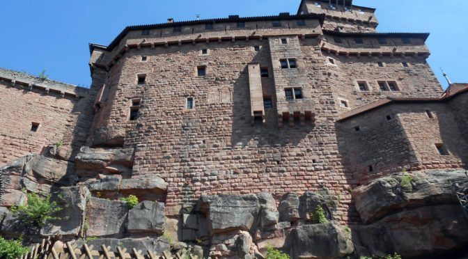 Heritage tourism in Alsace, part I