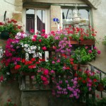 A small house in the centre of Arnay-le-duc