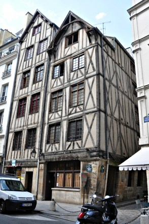 Medieval Timber Frame Houses, # 11 and 15