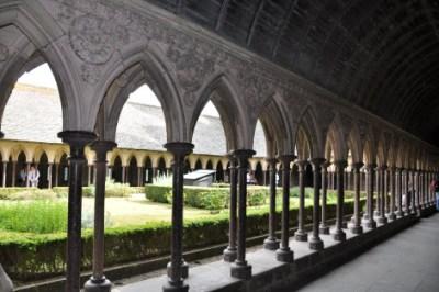 Abbey Courtyard