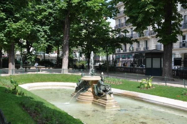 Square Émile Chautemps