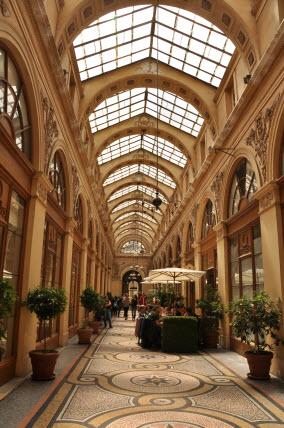 Paris Passages Galeries