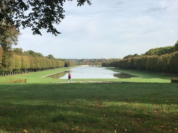 guided tour of versailles