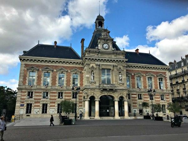 19th arrondissment mairie