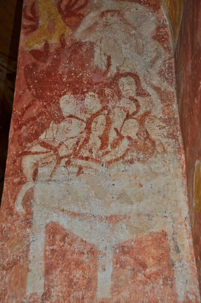 antigny valley of the frescoes