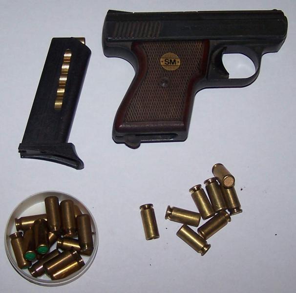 Troc Echange Pistolet 8mm Sur