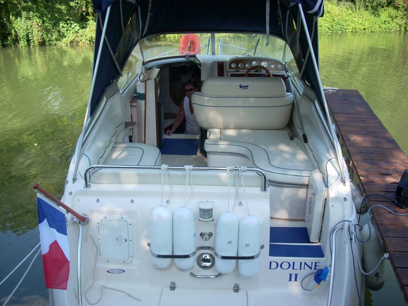 Troc Echange Bateau Cabine SEACO 780 Contre MERRY FISHER