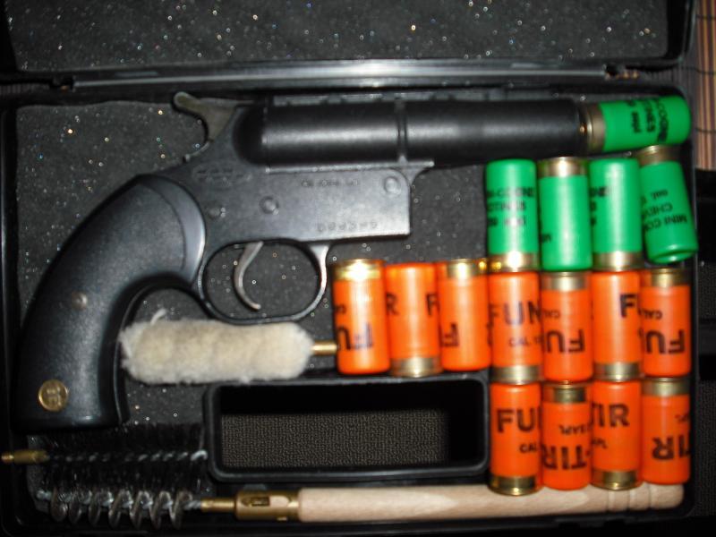 Troc Echange Pistolet De Defense GOMM COGNE Sur France