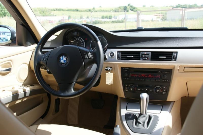 Troc Echange BMW E90 320 D Luxe Steptronic 163cv Modle