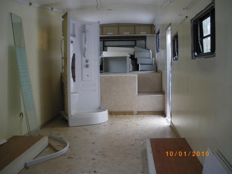 Troc Echange Semi Caravane Permis Vl Avec Tracteur 609 D