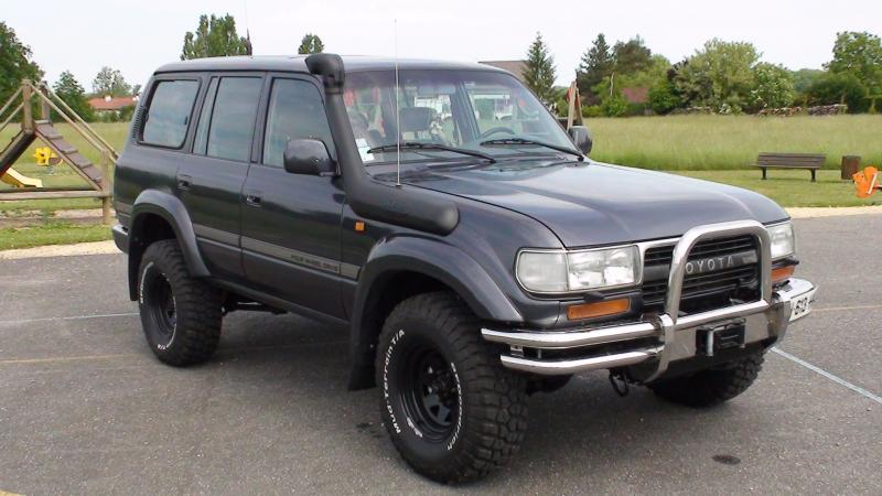 Troc Echange TOYOTA HDJ 80 VX 12S BOITE AUTO DU 25101994