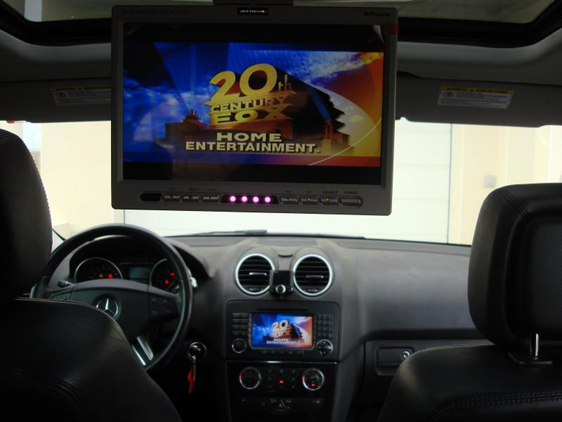 Troc Echange MERCEDES ML 320 CDI Full Option Ecran
