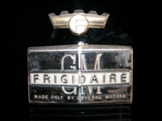 Troc Echange AUTHENTIQUE FRIGIDAIRE COLLECTION ANNEES 60