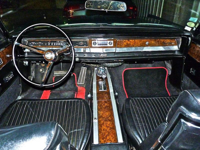 Troc Echange Chrysler New Yorker Coup 440 TNT 1967 Sur