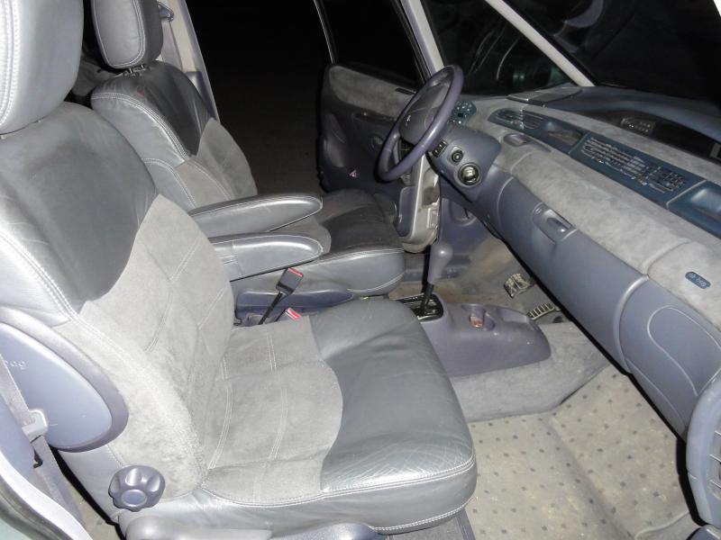 Troc Echange Renault Espace 3 V6 Initiale Gpl Contre V8