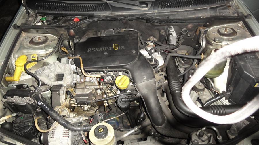 Troc Echange Renault Megane Break Ph2 19 Dti Sur France