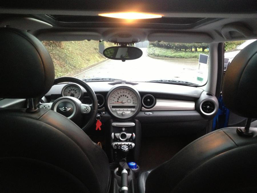 Troc Echange Mini Cooper S 175 CH Full Option Cuir Toit