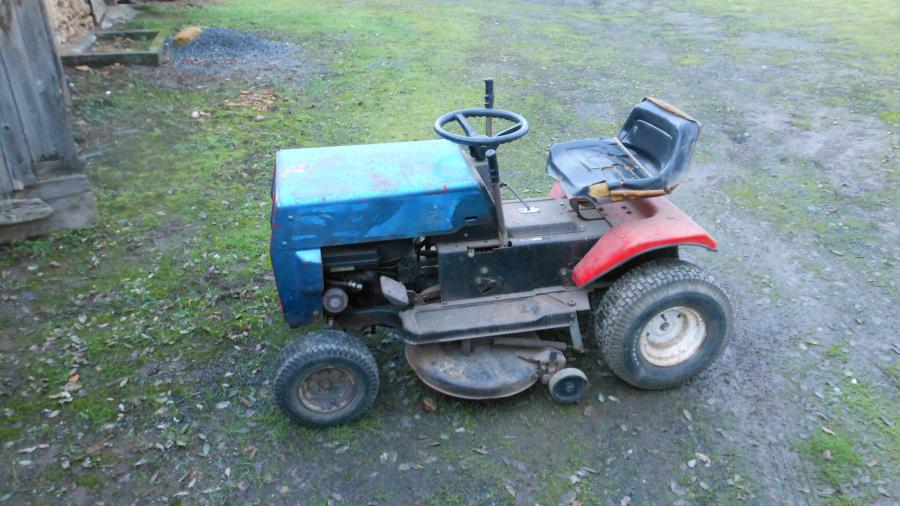 Troc Echange Tracteur Tondeuse Sur
