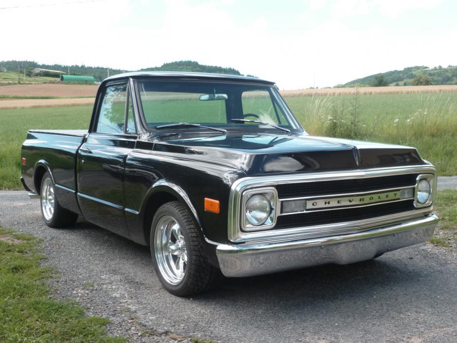 Troc Echange Pick Up Chevrolet C10 De 1970 Sur