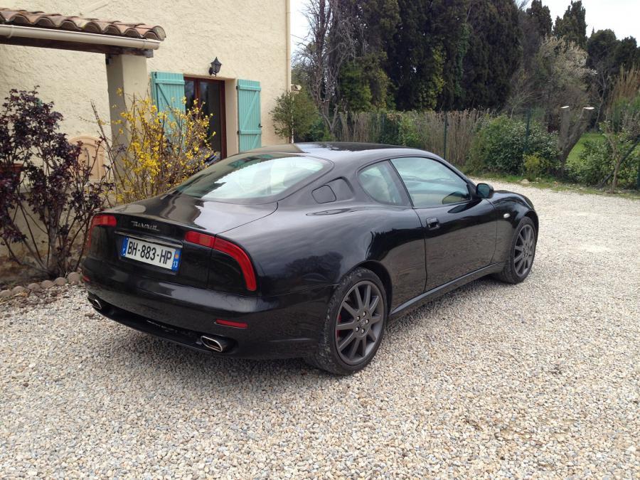 Troc Echange MASERATI 3200 GT BI TURBO Sur