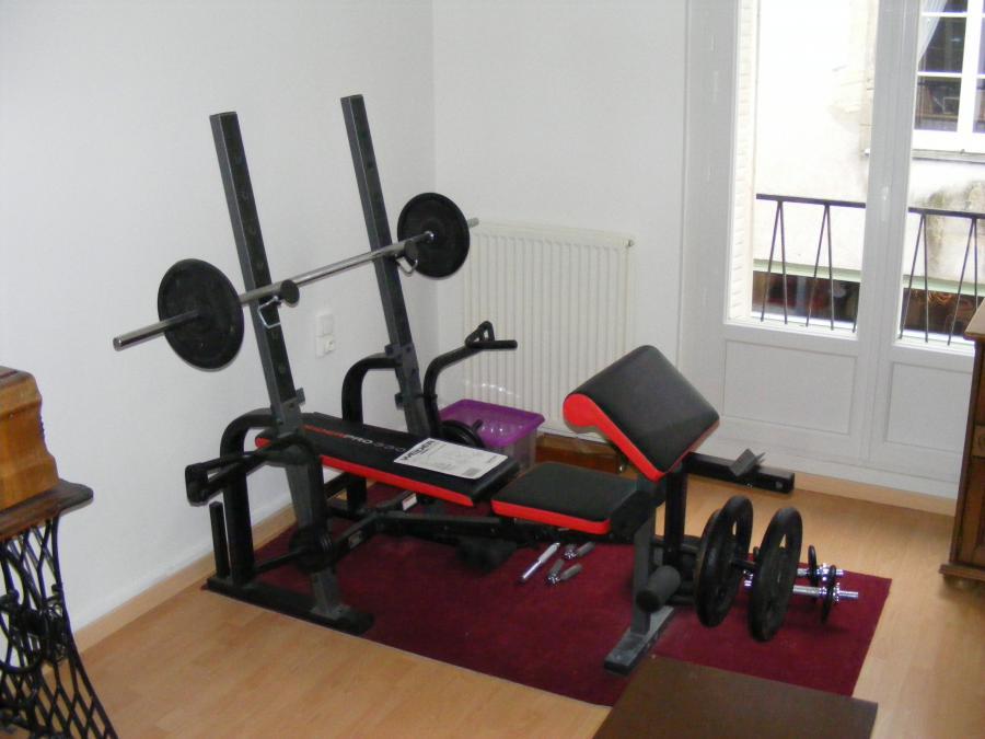Troc Echange Banc De Musculation Weider Pro 330 Sur France