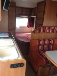 Troc Echange Camping Car Integral Pilote Galaxy 86 Mx 25