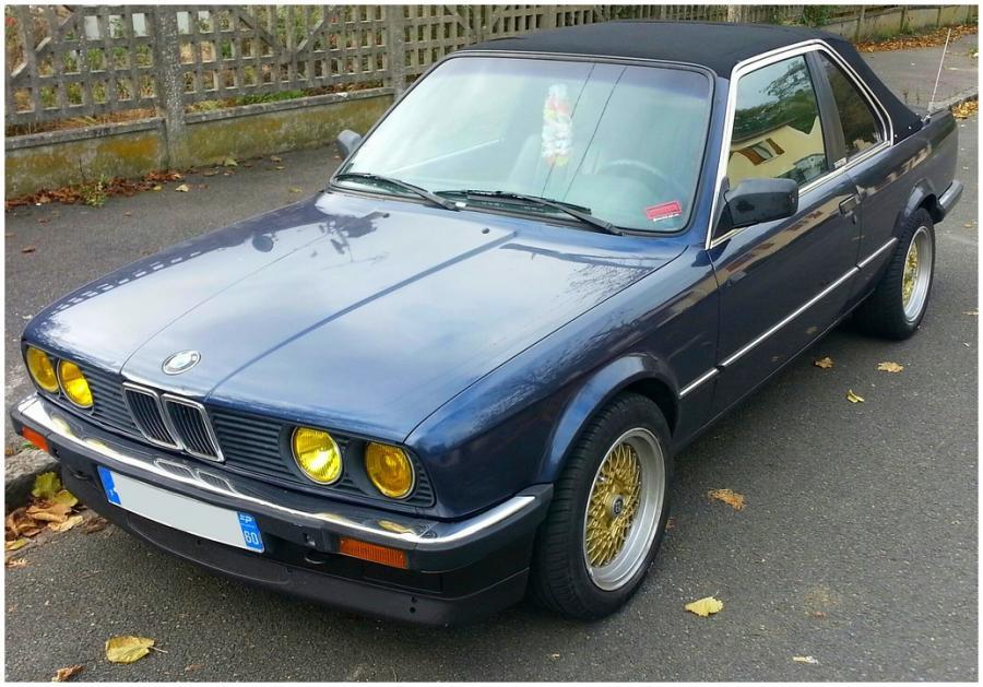 Troc Echange BMW E30 Baur Targa Cabriolet Sur