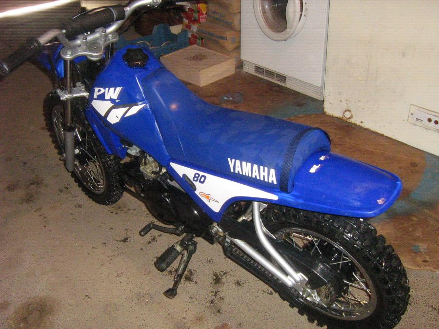 Troc Echange Piwi 80 Yamaha Trs Bon Etat Sur