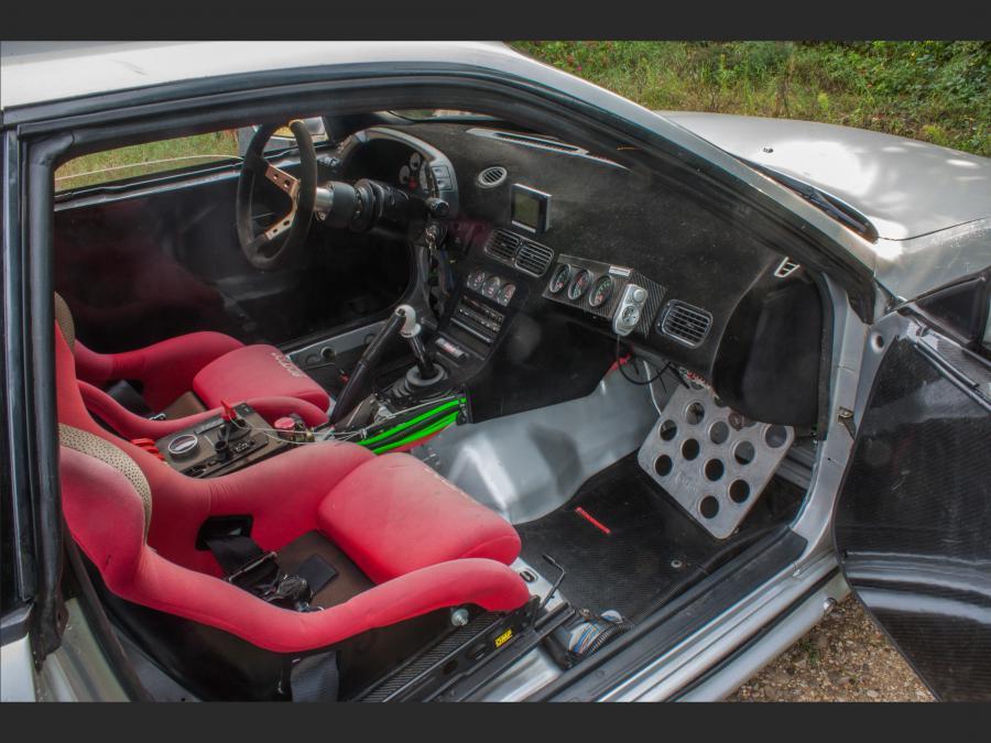 Troc Echange Unique Skyline GTR 511chvx GT40 Conduite