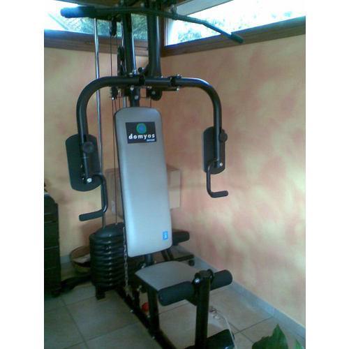Troc Echange Banc Musculation Decathlon Domyos Hg050 Sur