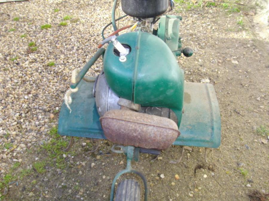 Troc Echange Motoculteur GRIFFO Sur