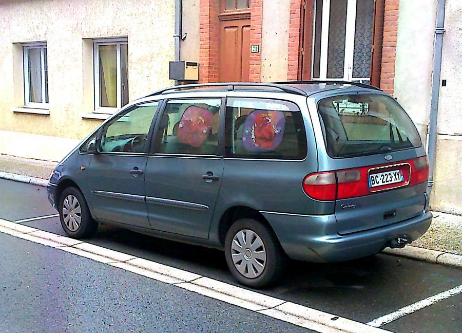 Troc Echange Vd Ou Change Ford Galaxy 23l 16V 146 Chvx