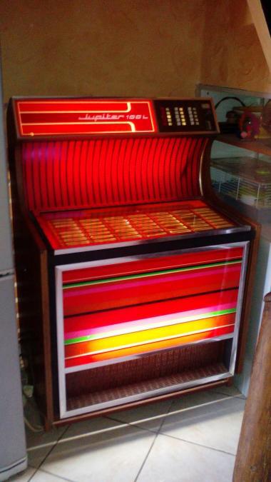 Troc Echange Jukebox Jupiter 100l Sur