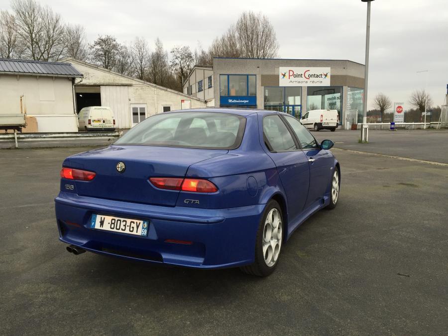 Troc Echange ALFA ROMEO 156 GTA 32 V6 BLEU DAYTONA Sur