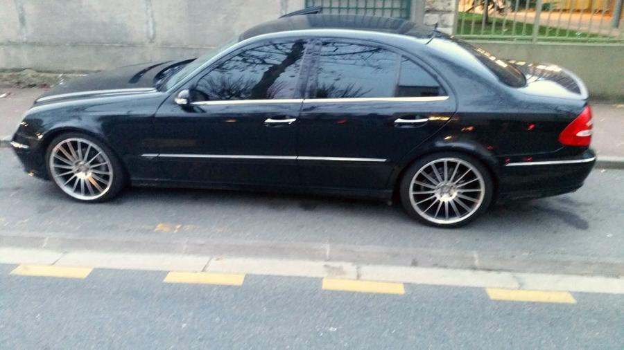 Troc Echange Mercedes E320 Cdi Avantgarde BA 2004 Sur