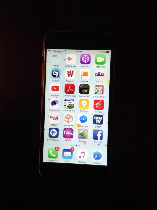 Troc Echange IPhone 6 16 Giga Sur