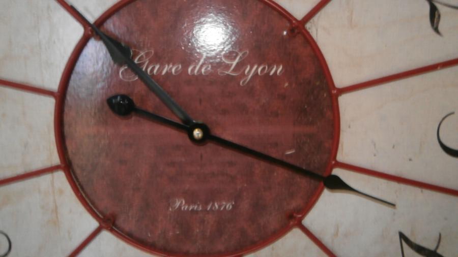 Troc Echange Pendule Vintage Sur