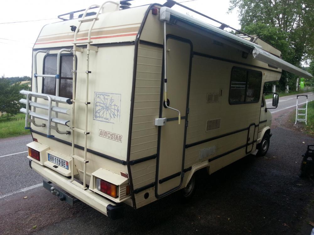 Troc Echange Camping Car C25 Sur