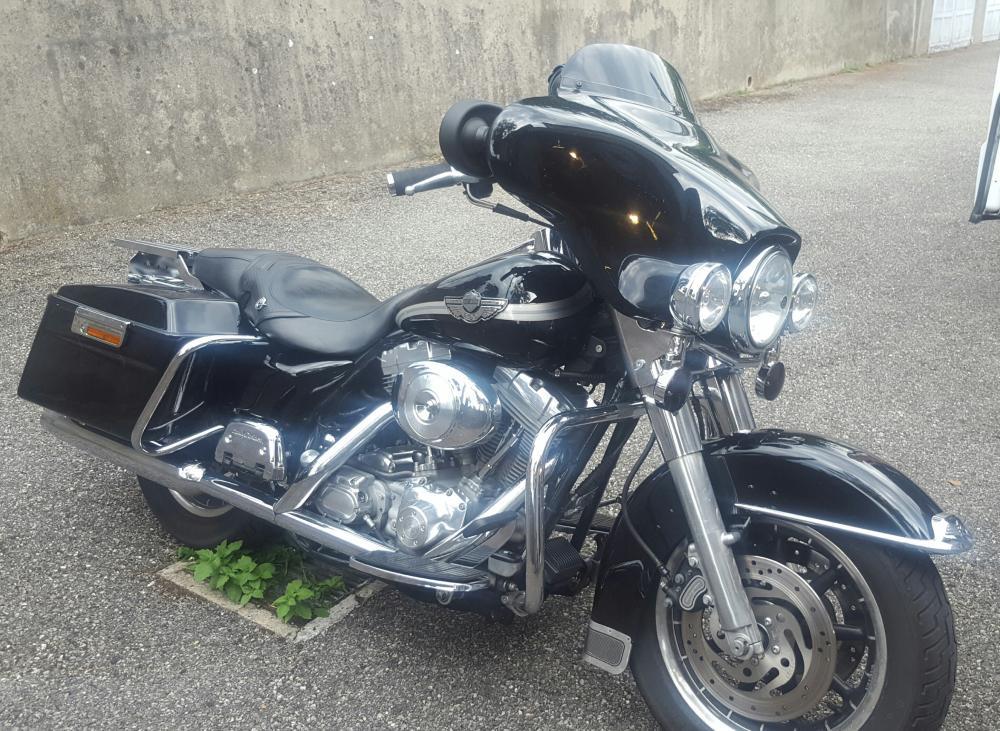 Troc Echange Harley Davidson 1450 Electra Glide Sur France