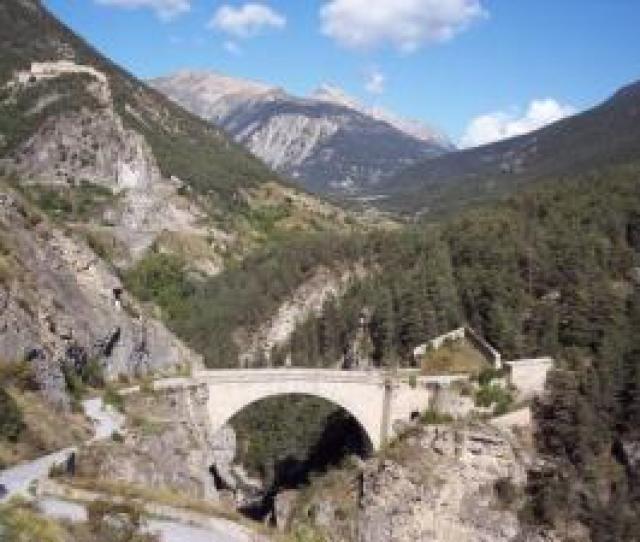 Asfeld Bridge Jean Espirat