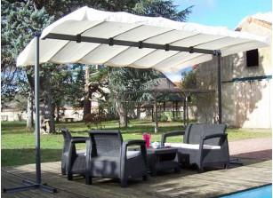 abri terrasse toit pour terrasses alu
