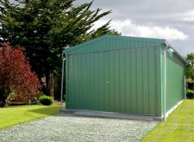 Garage Metallique Large 5 00 X 5 00 M