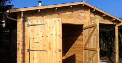 Installation D Un Garage En Bois Les Etapes De Montage Blog Conseil Abri Jardin Garage Carport Bons Plans