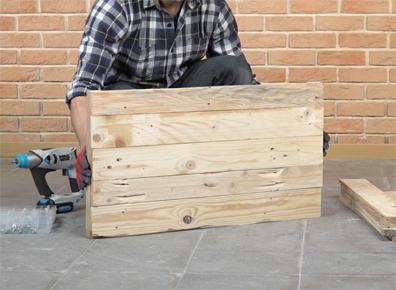 comment fabriquer un coffre en bois