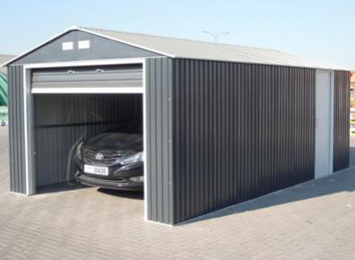 Garages Metal Garage Metallique A Petit Prix Promo France Abris