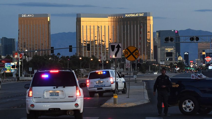 Image result for fusillade a Las Vegas