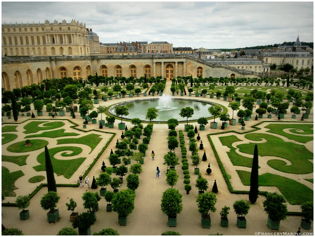 The Palace Of Versailles Grand And Petit Trianon Marie Antoinette S Hamlet France By Marina