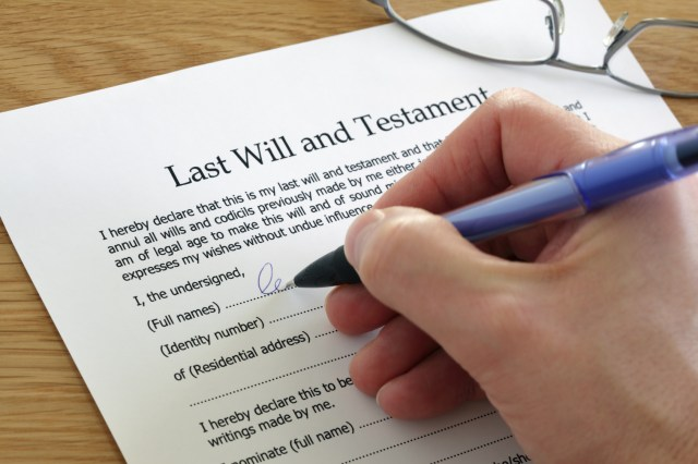 How Young Is Too Young to Write a Will? - France Law Firm