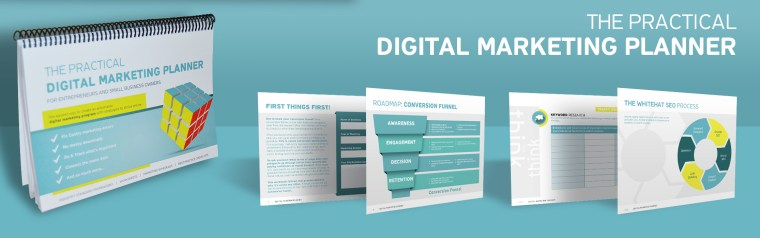 Digital Marketing Planner