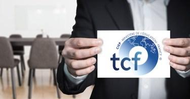 TCF présentation de l'examen de test de connaissance du français